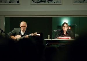 Tausendfüßler Lesung Maria Hofstätter und Martin Zrost