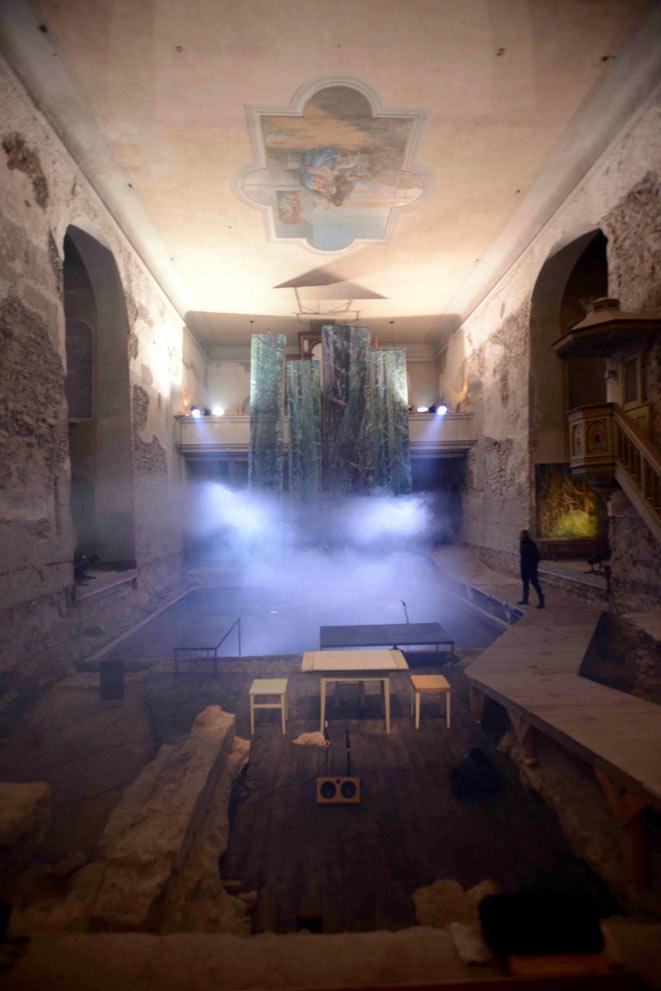Foxfinder Ausstellung Johanniterkirche